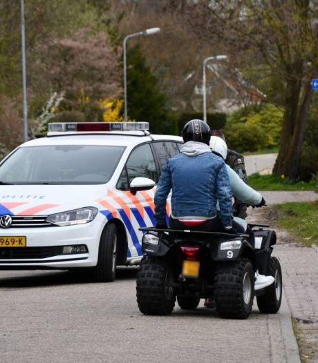 Twee fietsers gewond bij botsing met quad in Burgh-Haamstede