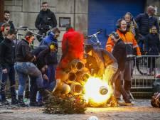 Nog geen aanhoudingen voor gooien met zwaar vuurwerk op oudejaarsdag in Genemuiden
