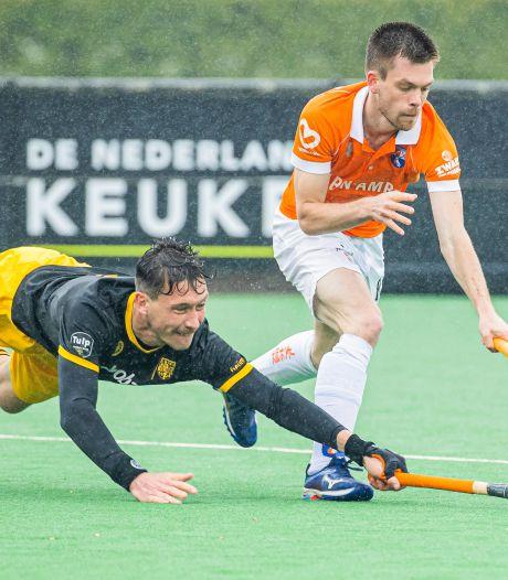 Hockeyers Den Bosch zijn maatje te klein voor Bloemendaal en kunnen vakantie vieren