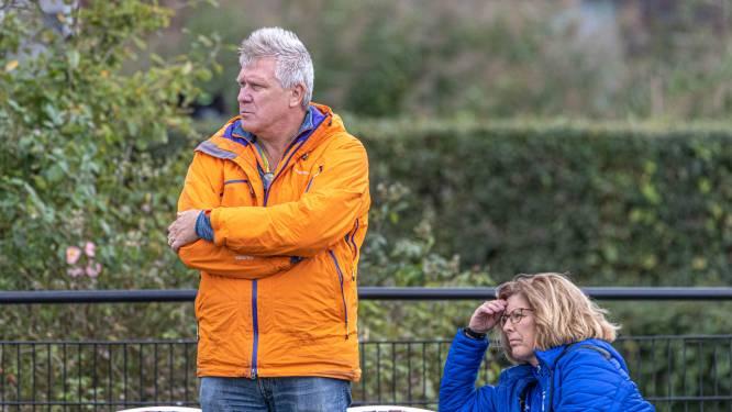Lisette van Dijken en Kaj Raterman voorkomen een verliespartij voor hun Zwolse korfbalclubs
