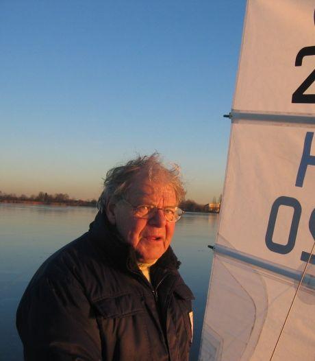 IJszeiler Dré was een vakman: zelfs botenbouwers kwamen bij hem om advies
