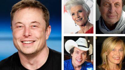 Maak kennis met de familie Musk. En Elon is duidelijk niet de enige die bestemd is voor grootse dingen