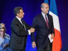Alain Juppé félicite Sarkozy