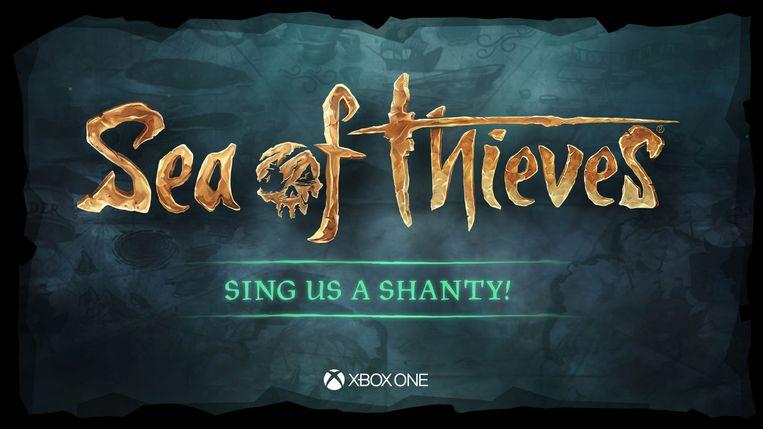 'Sea of Thieves': Microsofts voorlopige gameklepper van dit jaar. Beeld Microsoft
