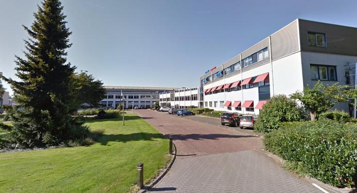 Het gebouw waarin ook Thomassen Machining is gehuistvest.