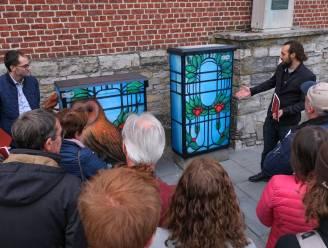 20 elektriciteitskasten krijgen make-over voor Tour Elentrik