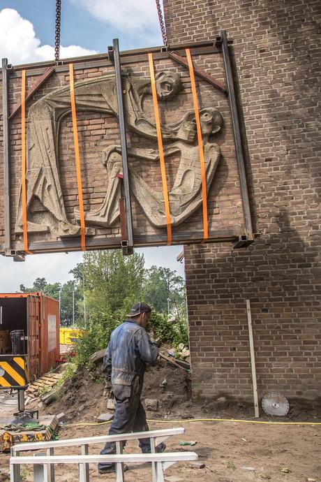 'Barmhartige samaritaan' succesvol verwijderd van zusterflat