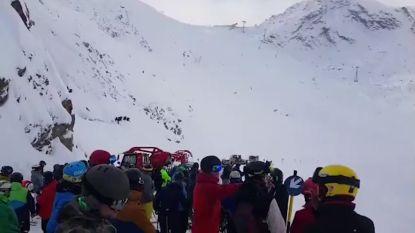 """Nederlanders die in lawine terechtkwamen waren """"doorgewinterde professionals"""" én liefhebbers van off-piste skiën"""