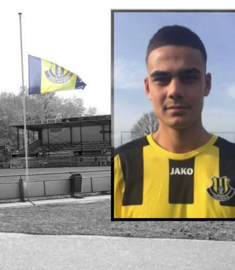 Voetbalclubs Columbia en Turkse Kracht uit Apeldoorn in rouw na verongelukken spelers Ömer en Damian