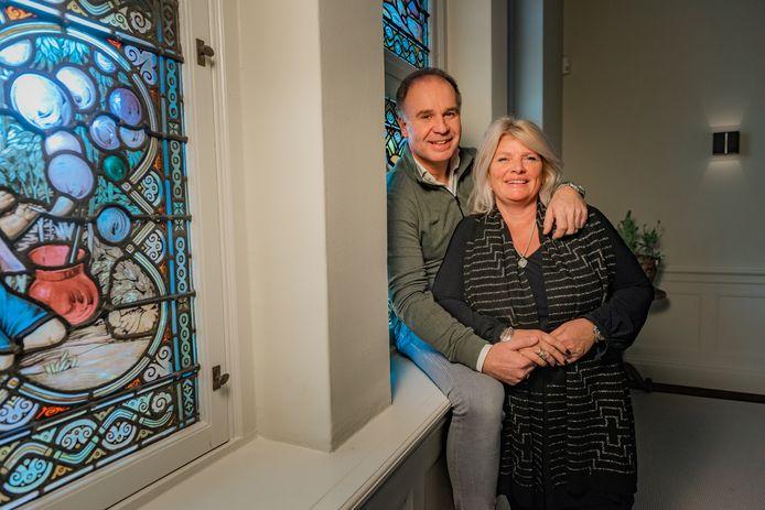 Rene Bogaart en zijn vrouw Sandra