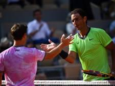 IJzersterke Nadal naar halve finale Roland Garros