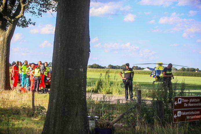 Man overleden bij ernstig ongeval in Elsendorp
