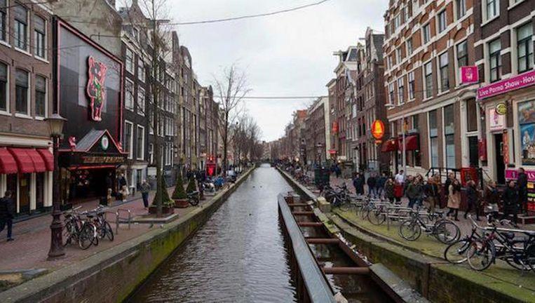 Gerritsen was met negen vrienden in Amsterdam voor een vrijgezellenfeest Beeld ANP
