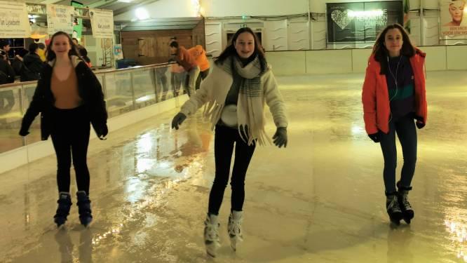 Na coronapauze opnieuw schaatspret op overdekte ijspiste in Halle: organisator strikt bekendste sopraan van Vlaanderen voor eerste Winterconcert