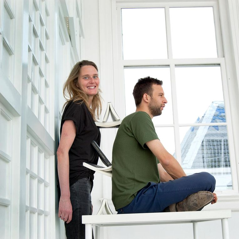 Daniël van der Meer en Maartje Wortel:
