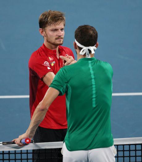 Goffin en Dimitrov slaan de handen ineen voor Australian Open