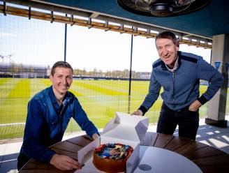 """DUBBELINTERVIEW. Vanaken: """"Een carrière bij Club zoals Franky, daar teken ik direct voor"""" - Jarige Van der Elst: """"Dát is ambitie hebben"""""""