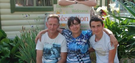 Remon uit Nieuwkuijk runt camping in Frankrijk en ziet zomer positief tegemoet