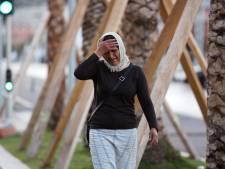 Gitzwarte dag na aanslag Nice in beeld