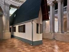 Klein huisje van 16 meter lang en 7 meter hoog krijgt plek in Oude Kerk