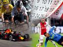 Hoe ziet de sportkalender van 2020 eruit?