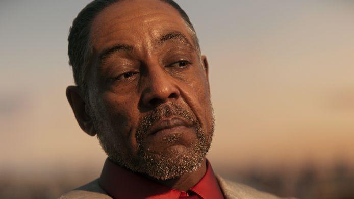 Giancarlo Esposito (bekend uit onder meer 'Breaking Bad') als Anton Castillo, de despoot die je moet zien uit te schakelen in 'Far Cry 6'.