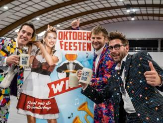"""Dendermonds Bierkwartet bestaat 15 jaar: """"Ambianceoptreden tijdens Wieze Oktoberfeesten ideaal om jubileumjaar af te trappen"""""""