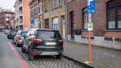 Nu pas boete voor wie te lang op Shop&Go parkeert