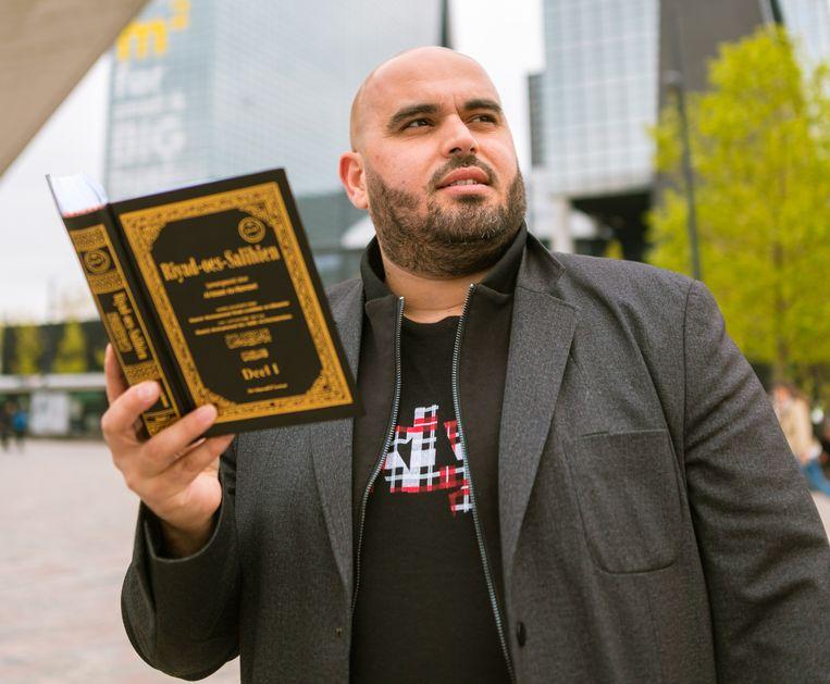 Fouad Bechara, ook bekend onder de artiestennaam 'Atta de Tolk'. Beeld Marwan Magroun
