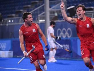"""Red Lions naar halve finale na ommekeer tegen Spanje: """"We hebben karakter getoond"""""""
