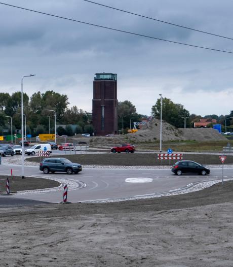 Veiliger en sneller vanaf de A58 Vlissingen binnenrijden over nieuwe rotonde
