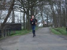Ferdi liep 107 kilometer op één dag: 'Saai was het niet'