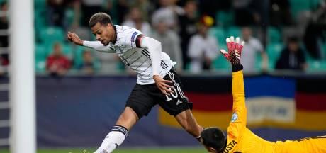 Anderlecht-spits Nmecha maakt winnende goal voor Jong Duitsland in EK-finale