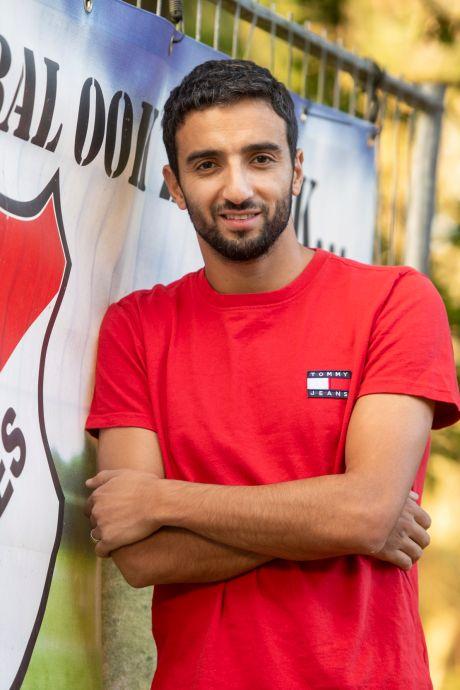 Cirkel is rond voor Majid Ghaddari bij vv Hees: 'Ik hou nog steeds te veel van de bal'