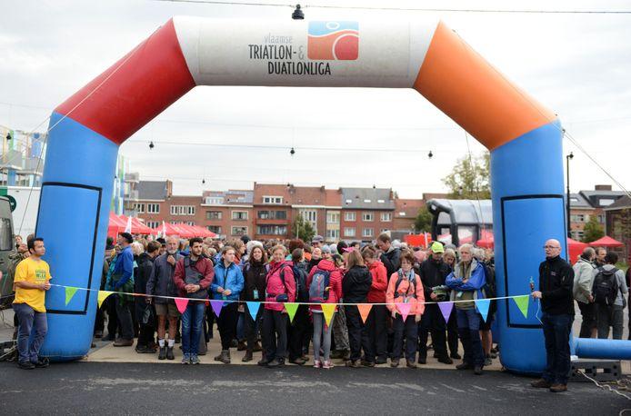 De Refugee Walk van Vluchtelingenwerk Vlaanderen in Kessel-Lo kon in 2020 niet doorgaan zoals voorzien door het coronavirus maar er werd een alternatieve versie georganiseerd zodat er met de eigen bubbel gewandeld kon worden.