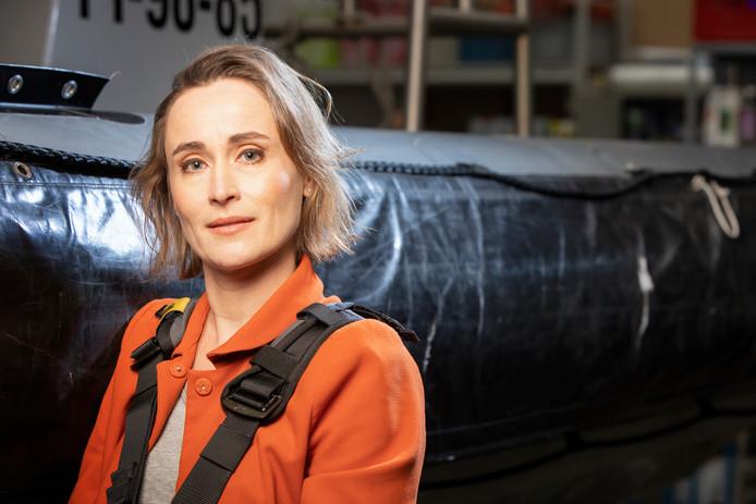Anna Schoemakers (42) is met Joris Thijssen directeur van Greenpeace Nederland. Ze woont met haar man en hun drie kinderen in Tuindorp Oostzaan.