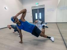 Breakdancer B-Boy Blaine leidt nieuwe generatie op:  'Anders sterft de sport vanzelf uit'