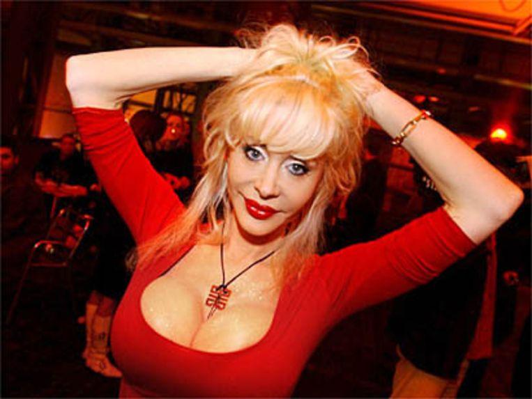 De Tsjechische pornoster Dolly Buster. Beeld UNKNOWN