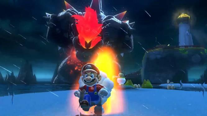 GAMEREVIEW 'Super Mario 3D World + Bower's Fury': een nieuw oudje plus Godzilla van de 'dark side'