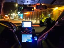 Ivan H. dronk een slok en reed met zijn snelle Audi in op een agent