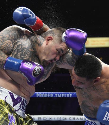 Andy Ruiz Jr. wint bij rentree van Arreola, publiek knokt vrolijk mee