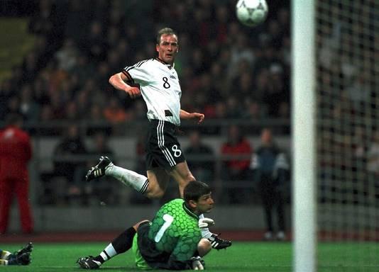 Mario Basler in 1998.