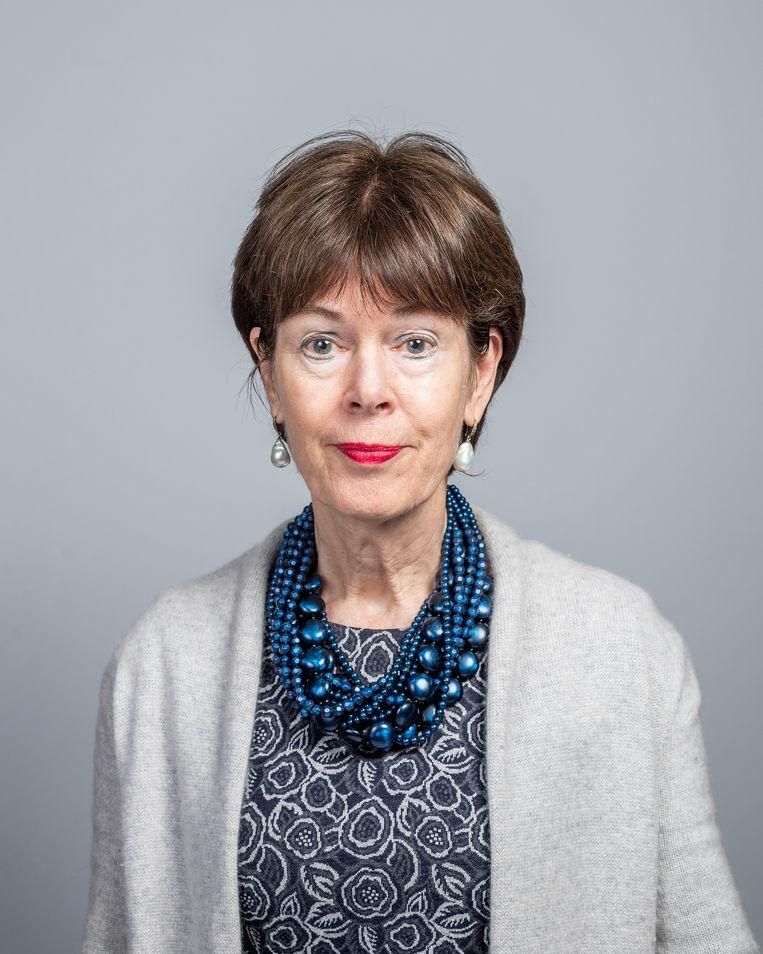 Renée Jones-Bos. Beeld Jiri Büller
