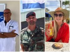 Zij verruilden hun werk in Nederland voor een baan op het zonnige Aruba