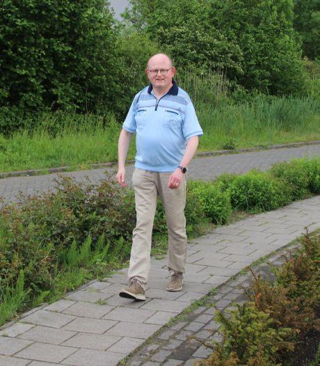 Veghelse Ronald wandelt van ene provinciehoofdstad naar andere in strijd tegen kanker