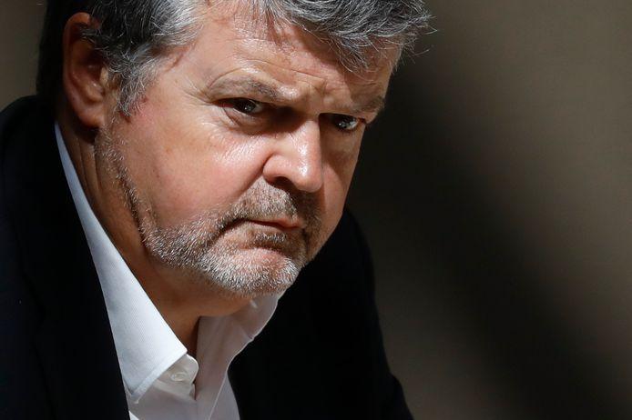 Minister van Binnenlands bestuur Bart Somers (Open Vld).