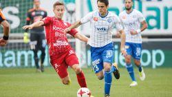 """AA Gent-coach Vanderhaeghe ziet hoe recordaankoop stilaan boven water komt: """"Andrijasevic denkt soms sneller dan de rest"""""""