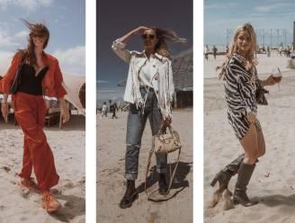 """Onze modejournalist analyseert de mooiste outfits van WECANDANCE en haalt er de trends uit voor het najaar. """"Die franjes stralen pure vrijheid uit"""""""