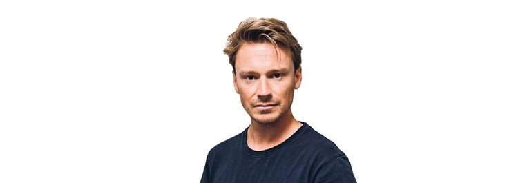 Sander Schimmelpenninck Beeld de Volkskrant
