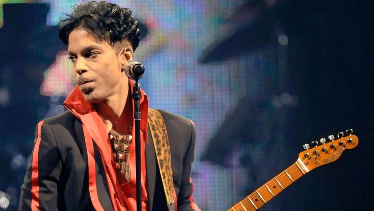 Prince. Beeld BELGA
